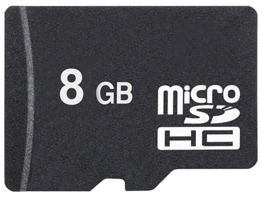 MicroSD - 8 GB - Кликните на картинке чтобы закрыть