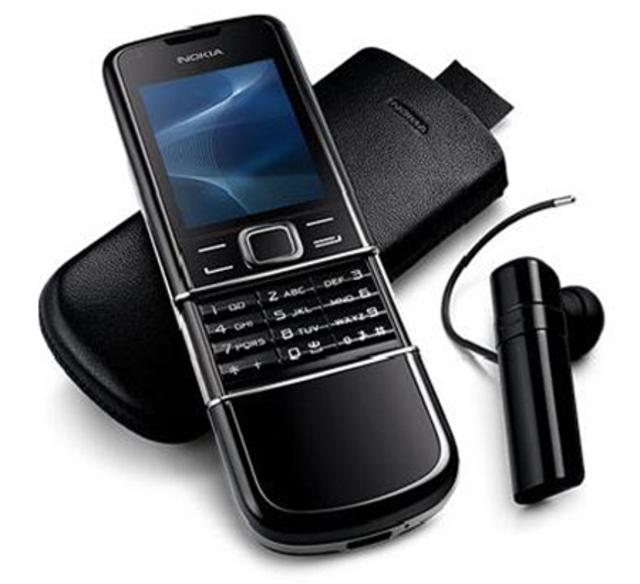Чехол Nokia 8800 Carbon Arte - Кликните на картинке чтобы закрыть